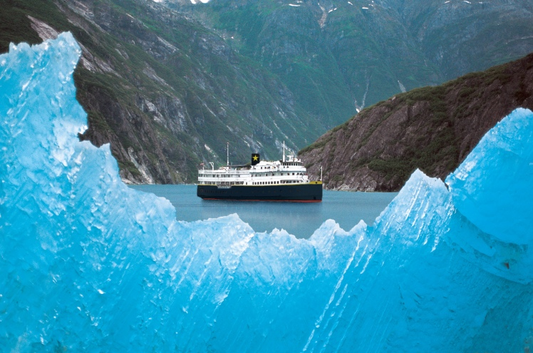 Spirit of '98 - Alaska's Inside Passage